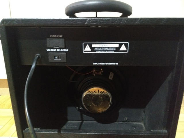 Amplificador Sheldon Gt 150 - 15w