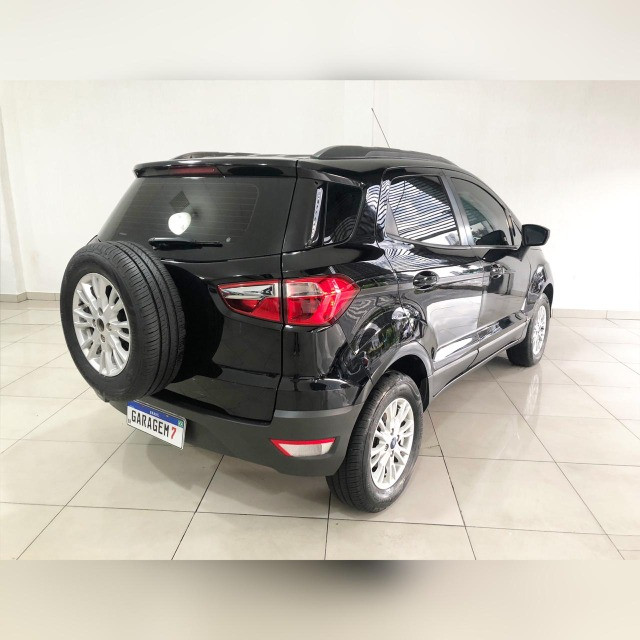 Ford Ecosport 1.6 16v Se Flex Powershift 5p - Foto 3