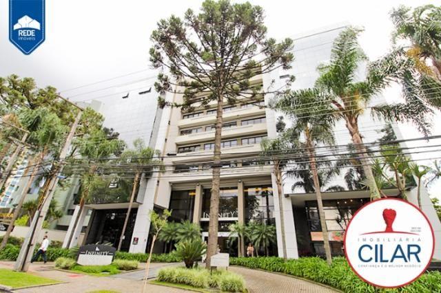 Escritório para alugar em Cabral, Curitiba cod:05587.002