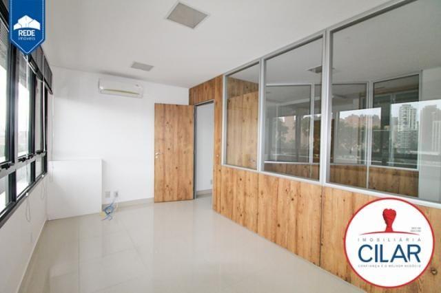 Escritório para alugar em Cabral, Curitiba cod:05587.002 - Foto 14