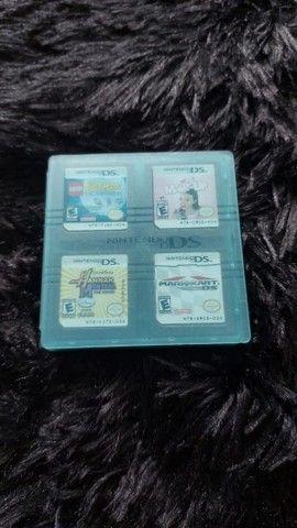Lote de jogos Xbox 360 e Nintendo DS - Foto 3