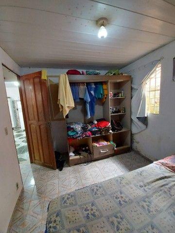 Casa com 3 quartos sendo 1 suíte com uma laje 5x8, port. Alumínio - Foto 9