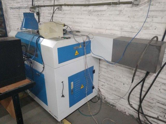 Máquina de corte e gravação a laser CO2  80w - Foto 3