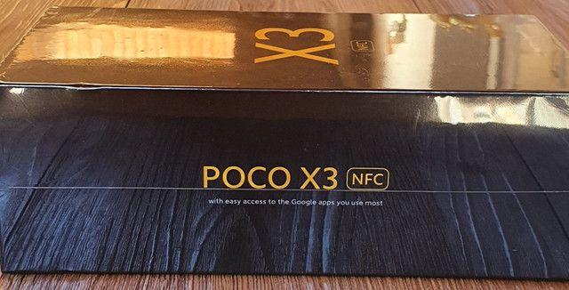 IPhone não, é Xiaomi o Super Poco X3 NFC - Foto 2