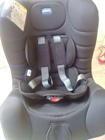 Cadeira veicular bebê da Chicco