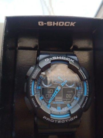 Relógio Casio G-SHOCK GA 100 usado - Foto 2