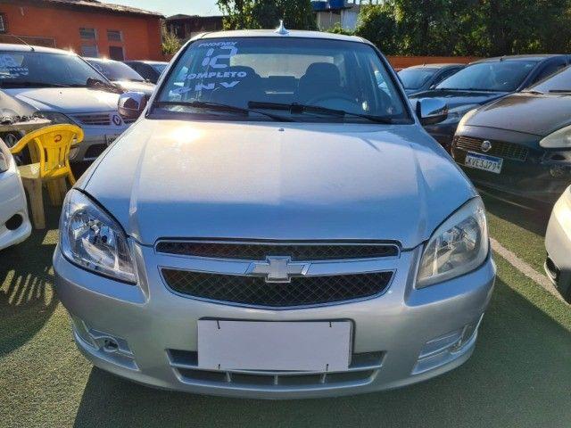 Chevrolet Prisma 1.4 LT Flex Completo 2012 GNV - Foto 2
