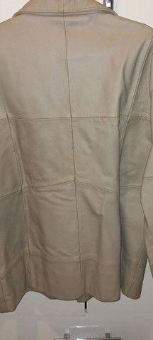 Jaqueta de couro legitimo  - Foto 2