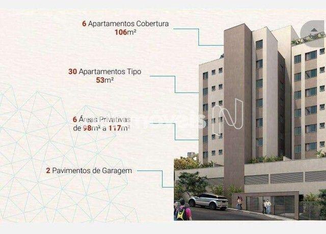 Apartamento à venda com 2 dormitórios em Carlos prates, Belo horizonte cod:849934