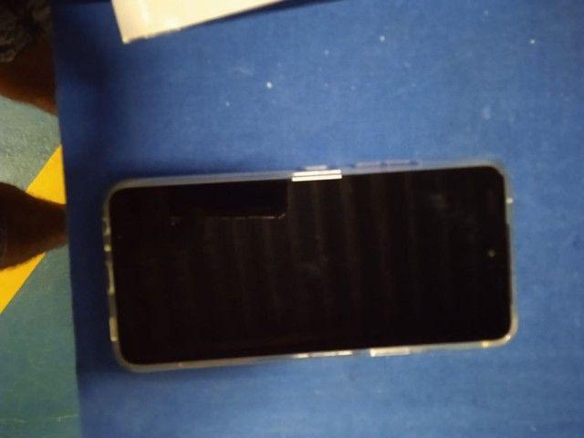 Vendo ou troco LG k62 com 17 dias de uso - Foto 3