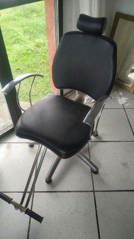 Cadeira + lavatório haisan - Foto 6