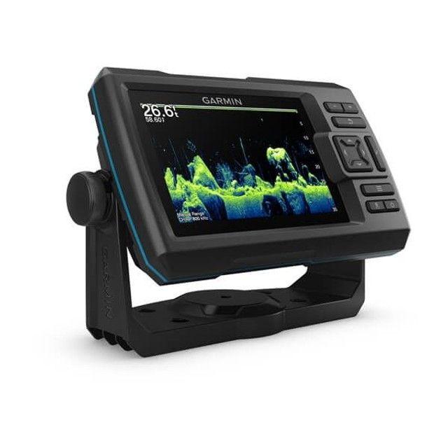 GPS Garmin Striker Vivid 5cv Con Transdutor GT20-TM - Foto 4