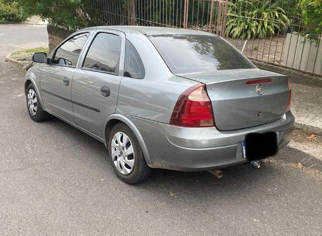 Vendo Corsa Sedan Maxx 1.4 Completo 2009 - Foto 4