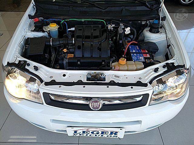 Palio 2012 Branco 04 portas com Ar Condicionado! - Foto 7