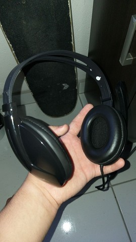 Fone de ouvido com microfone DEX(DF-300)  - Foto 4