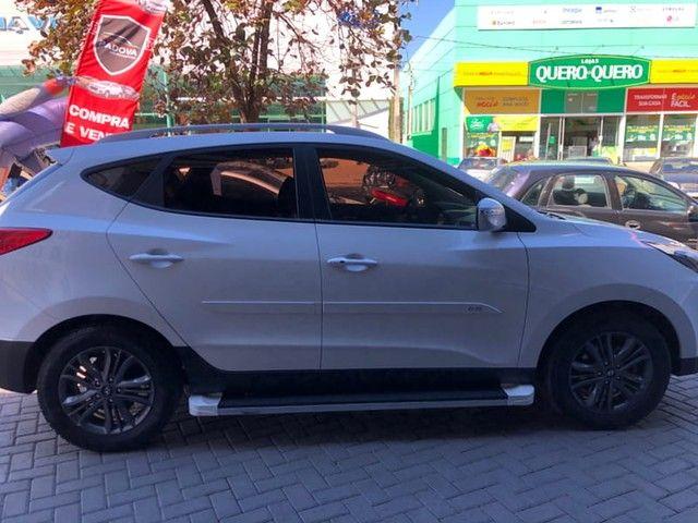 Hyundai HYUNDAI IX35 2.0 MPFI GL 16V FLEX 4P AUTOMÁTICO - Foto 4