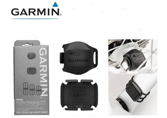 Sensores Garmin de velocidade e cadência geração 2 oportunidade!