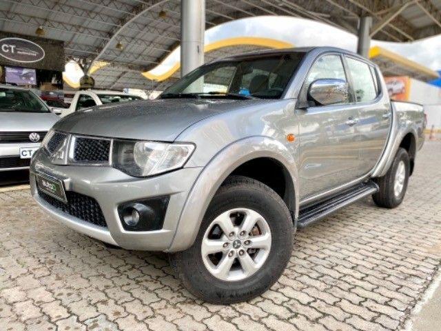 Triton HPE 4x4 diesel 2012  ( Muito nova ) - Foto 2