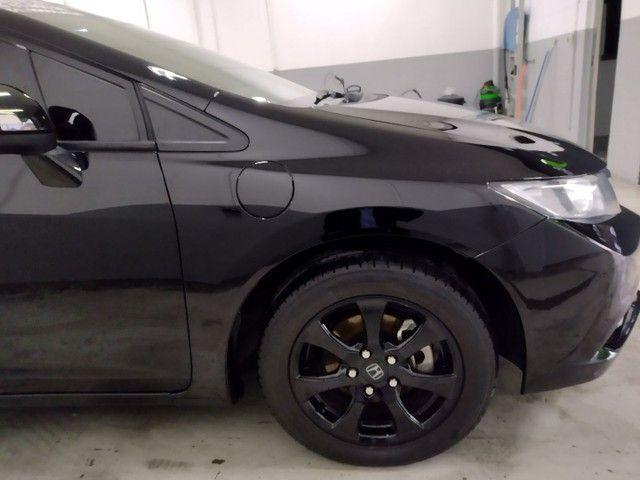 Impecável Honda Civic exs - Foto 7