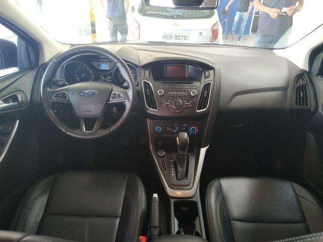 OPORTUNIDADE - Focus Sedan 2.0 Automático - 18/18 - IMPECÁVEL. - Foto 7