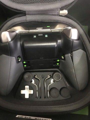 Controle Xbox One Xone Elite black preto - Foto 3