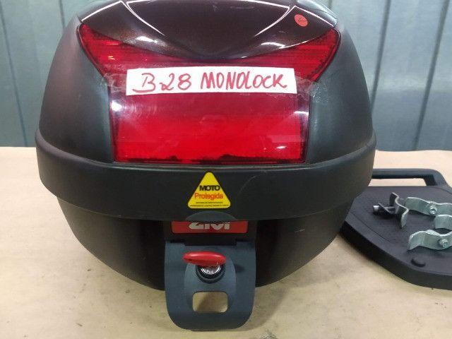 Bau Bauleto Givi Monolock 29 litros - Foto 4