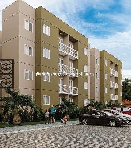 RS Pré lançamento 2 quartos , varanda , piscina , em Camaragibe , a partir de 135 mil !! - Foto 2