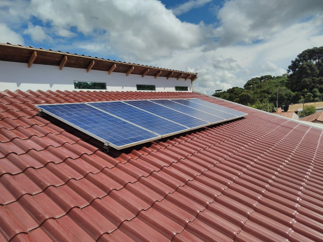 Energia solar sistema fotovoltaico