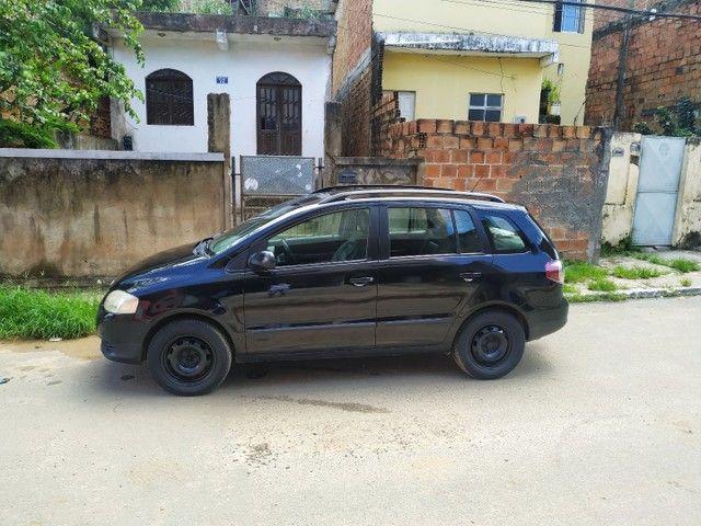 Carro de procedência quatro pneus novos banco em couro - Foto 14
