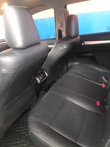 Toyota Hilux cd srv 4x4 aut Flex  - Foto 6