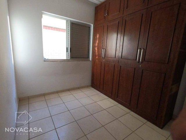Apartamento Garden com 3 dormitórios para alugar, 97 m² por R$ 1.485/mês - Heliópolis - Be - Foto 16