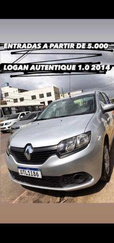 Renault Logan 1.0 2013/2014