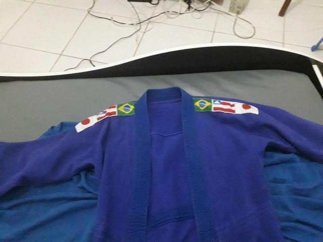 Kimono de jiu-jitsu  - Foto 4