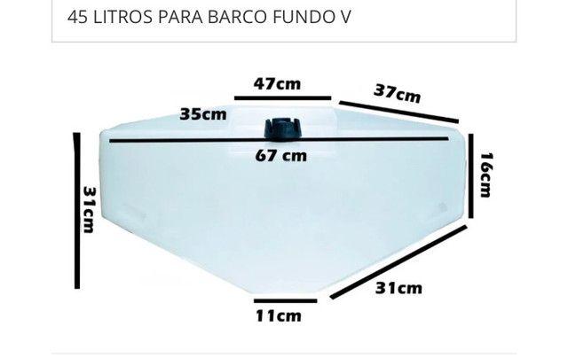Tanque de proa 45 Litros - Foto 4