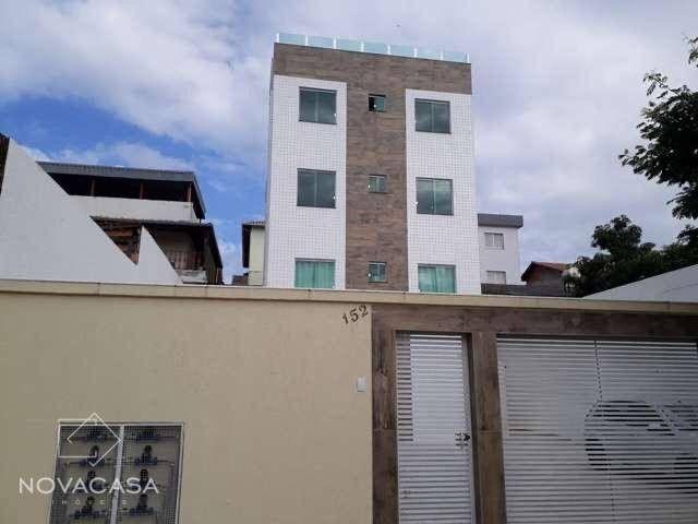 Apartamento com 2 dormitórios à venda, 48 m² por R$ 220.000 - Santa Mônica - Belo Horizont
