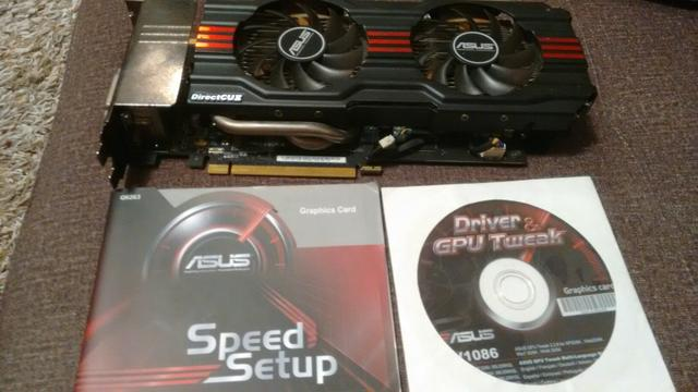 Placa de vídeo Asus GTX 670