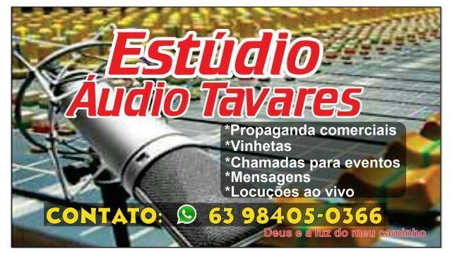 Áudio propaganda