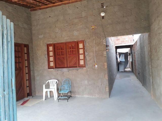 Casa, localizada na rua em projeto, s/n, quadra b, loteamento shaman, bairro cajazeiras,