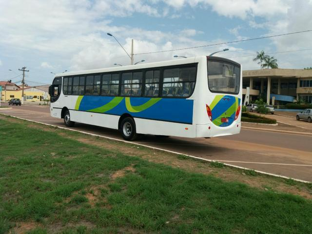 Ônibus Urbano 2007-Caio Apache Vip MB 1722