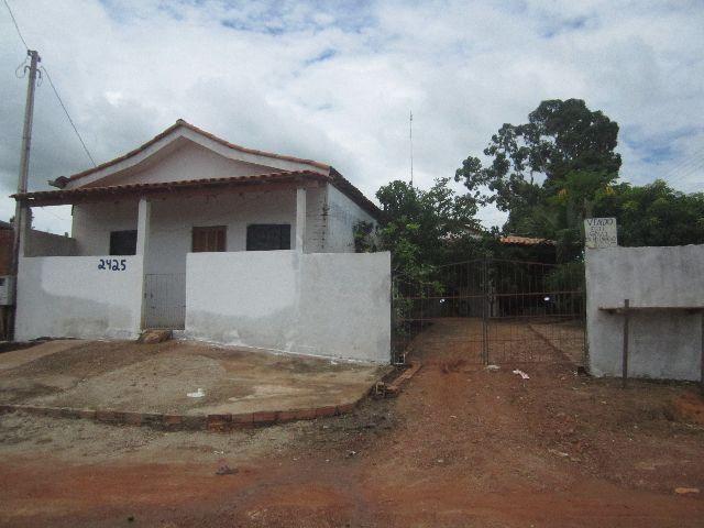 Casa de alvenaria em cacoal