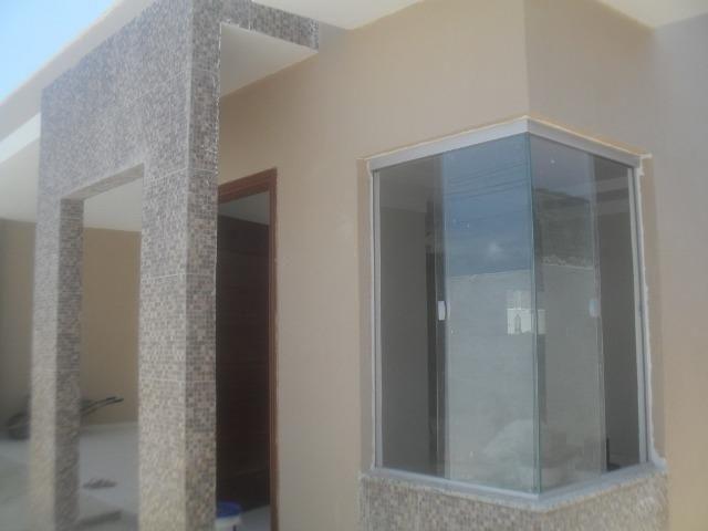 Casa em Parnamirim - Caminho do Sol - 3/4 Suite - 118m² - Banheira Hidromassagem