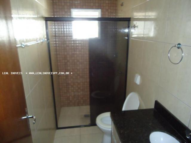 Casa para venda em presidente prudente, maracanã, 2 dormitórios, 1 suíte, 2 banheiros, 4 v - Foto 4