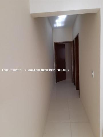 Casa para venda em presidente prudente, parque dos pinheiros, 2 dormitórios, 1 banheiro, 2 - Foto 5
