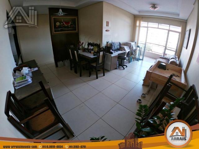 Vende apartamento com 3 quartos no bairro jacarecanga - Foto 4