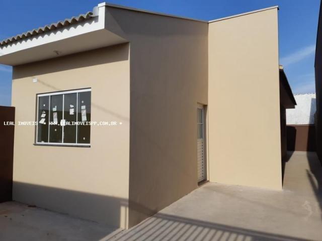 Casa para venda em presidente prudente, parque dos pinheiros, 2 dormitórios, 1 banheiro, 2 - Foto 2