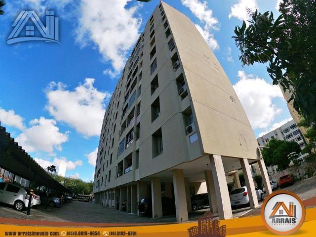 Vende apartamento com 3 quartos no bairro jacarecanga - Foto 17