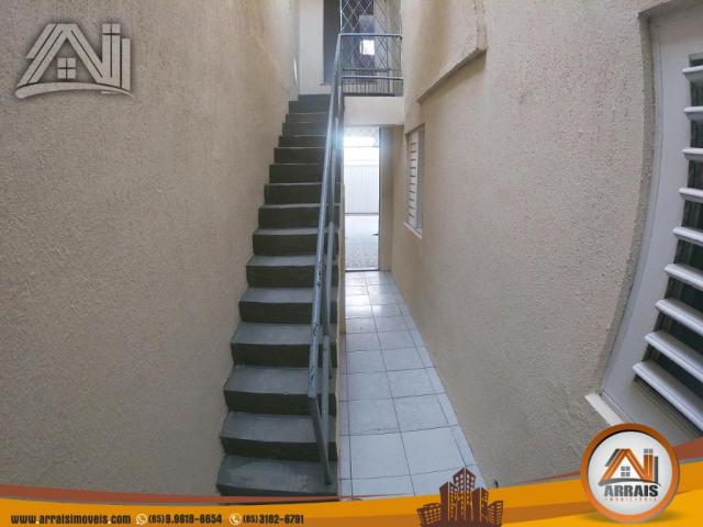 Casa com 4 dormitórios à venda, 132 m² por R$ 380.000,00 - Jacarecanga - Fortaleza/CE - Foto 12