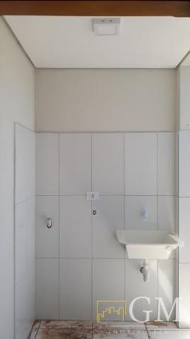 Apartamento para locação em presidente prudente, residencial bongiovani, 2 dormitórios, 1  - Foto 6