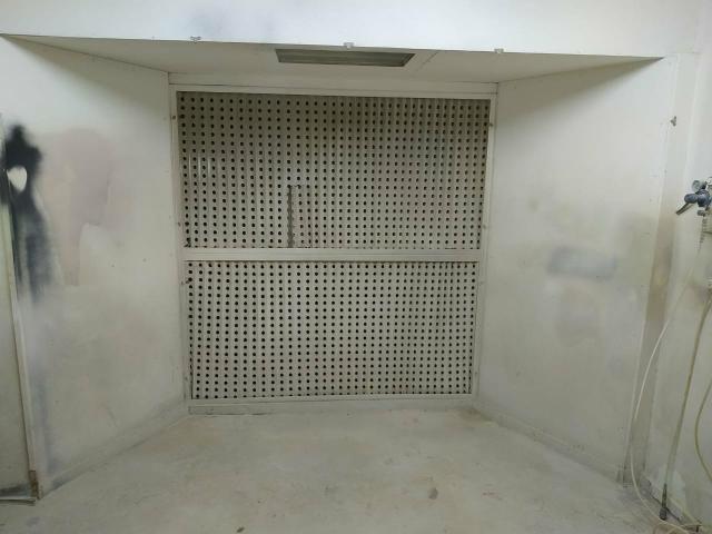 Cabine de pintura + exaustor + compressor - Foto 5