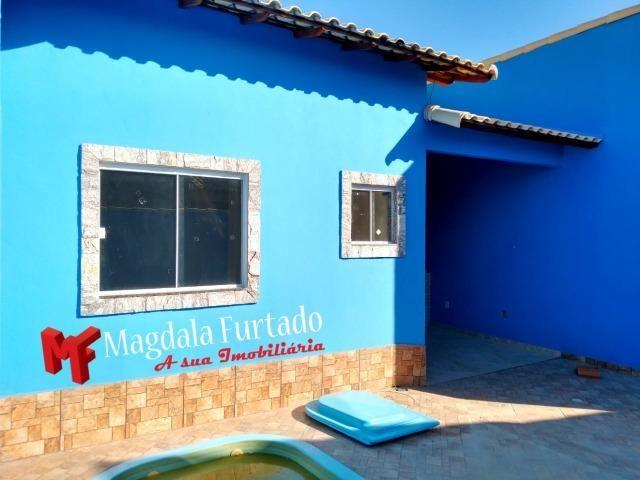 JP 1108 - Linda casa de 1 quarto a poucos metros da praia !! - Foto 5